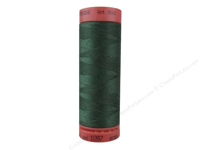 Mettler Metrosene All Purpose Thread 164 yd. #1097 Bright Green