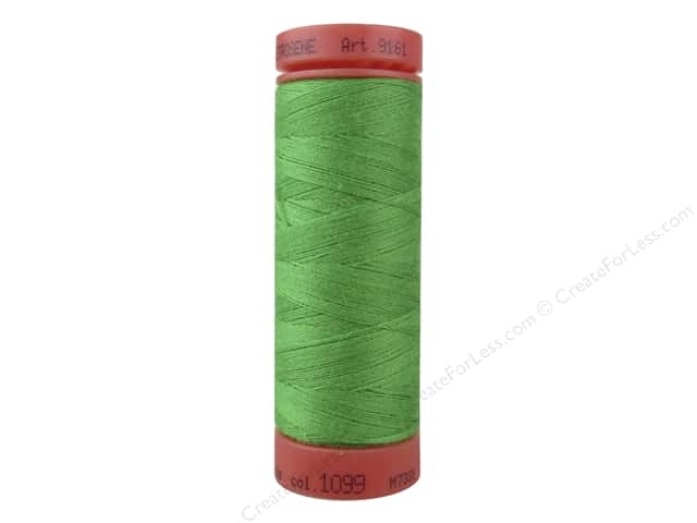 Mettler Metrosene All Purpose Thread 164 yd. #1099 Light Kelly