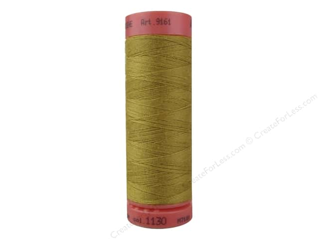 Mettler Metrosene All Purpose Thread 164 yd. #1130 Palomino