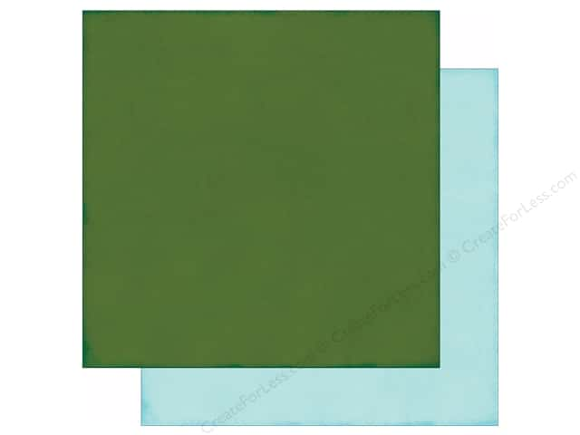 Echo Park 12 x 12 in. Paper Story Of Christmas Collection Dark Green/Blue (25 sheets)