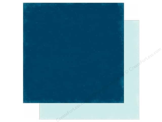 Echo Park 12 x 12 in. Paper Hello Winter Collection Navy/Light Blue (25 sheets)
