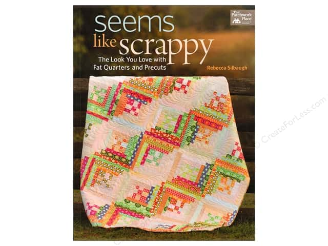 That Patchwork Place Seems Like Scrappy Book