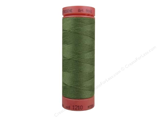Mettler Metrosene All Purpose Thread 164 yd. #1210 Seagrass