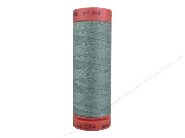 Mettler Metrosene All Purpose Thread 164 yd. #1214 Vintage Blue