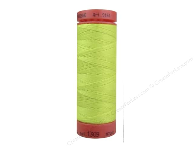 Mettler Metrosene All Purpose Thread 164 yd. #1309 Limelight