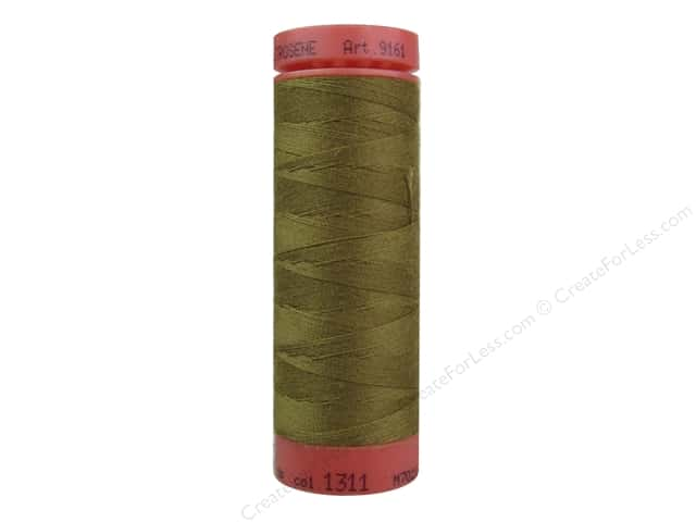 Mettler Metrosene All Purpose Thread 164 yd. #1311 Golden Grain