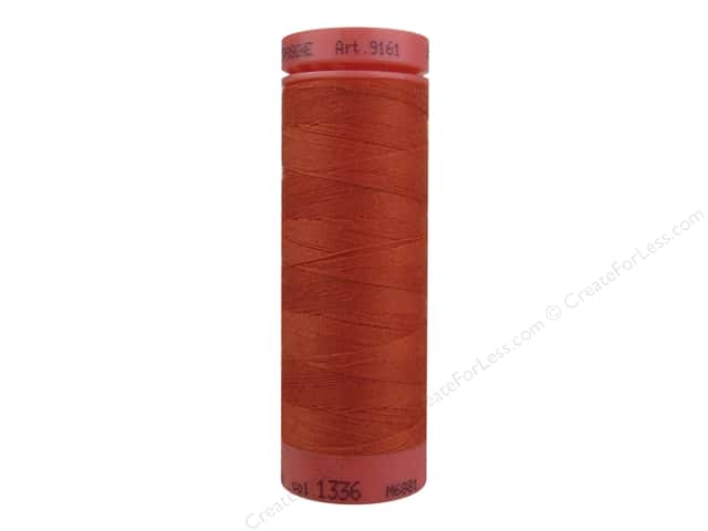 Mettler Metrosene All Purpose Thread 164 yd. #1336 Vermillion