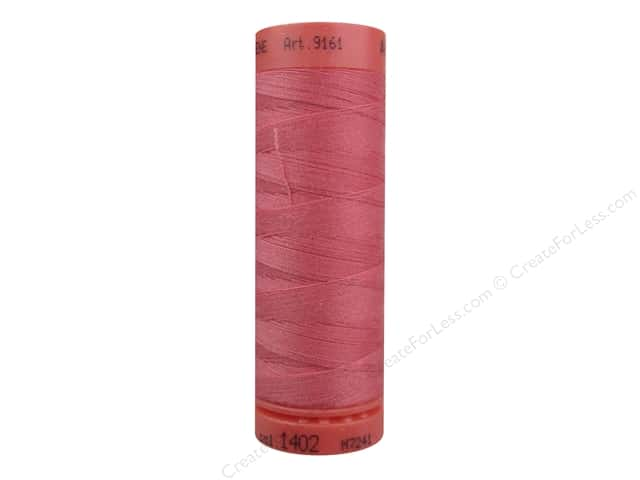 Mettler Metrosene All Purpose Thread 164 yd. #1402 Persimmon