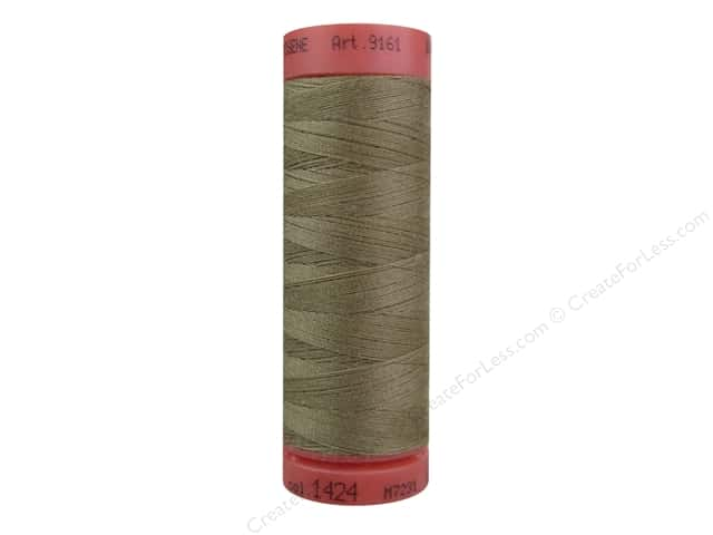 Mettler Metrosene All Purpose Thread 164 yd. #1424 Pecan