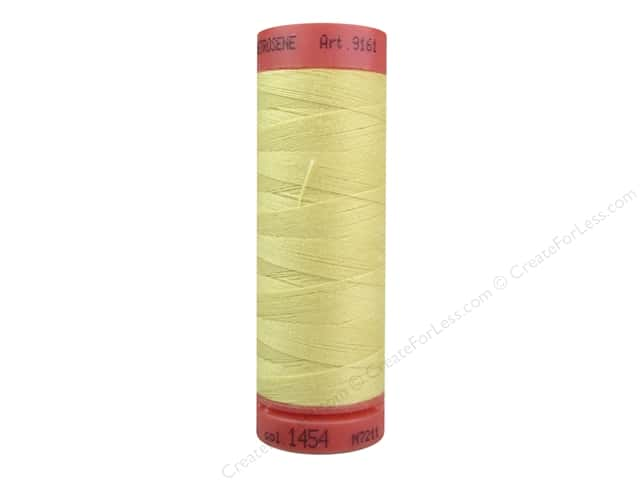 Mettler Metrosene All Purpose Thread 164 yd. #1452 Banana Peel