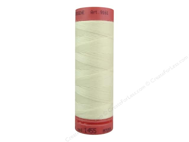 Mettler Metrosene All Purpose Thread 164 yd. #1455 Butter Cream