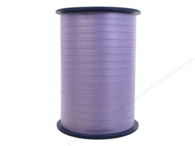 Morex Crimped Curling Ribbon 3/16 in. x 500 yd. Lavender