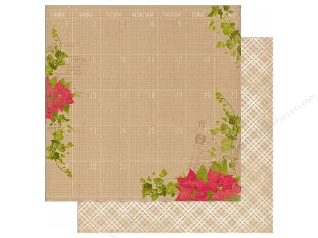 Authentique 12 x 12 in. Paper Tidings Two (25 sheets)