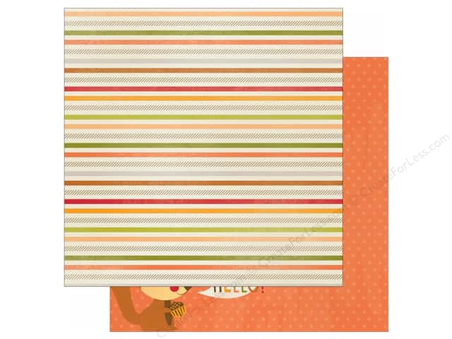 """Imaginisce Give Thanks Collection Paper 12""""x 12"""" Green Hill (25 sheets)"""