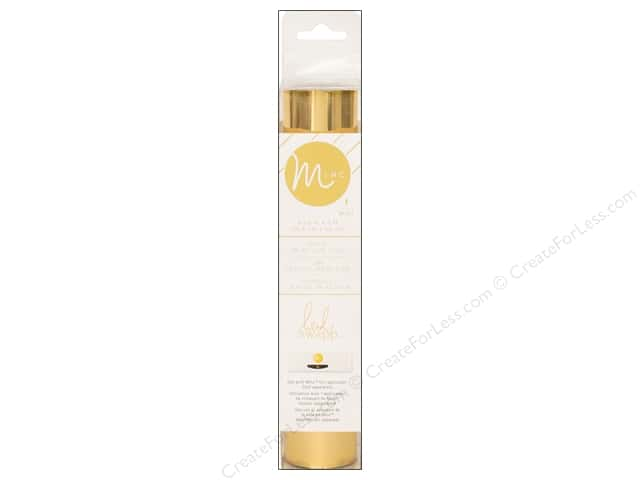 Heidi Swapp Minc Reactive Foil 6 x 60 in. Gold