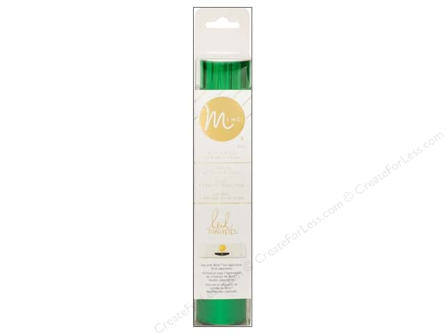 Heidi Swapp Minc Reactive Foil 6 x 60 in. Green
