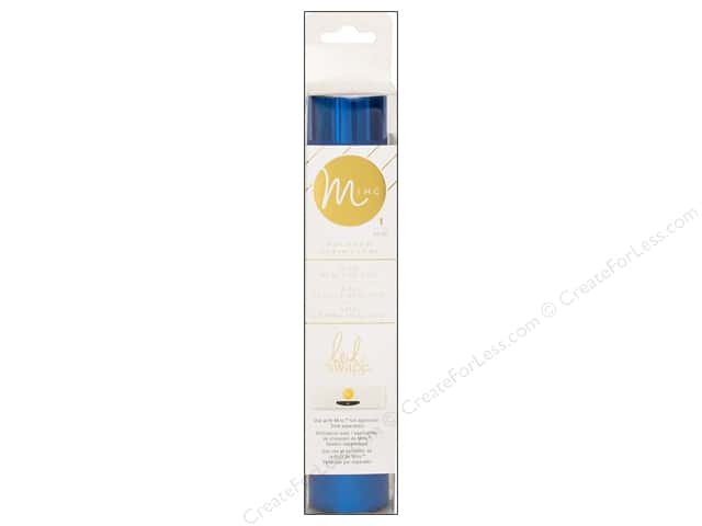 Heidi Swapp Minc Reactive Foil 6 x 60 in. Blue