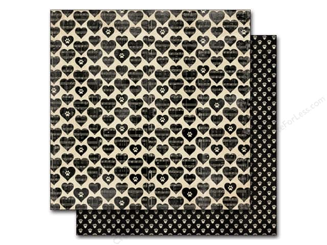 Authentique 12 x 12 in. Paper Devoted Affection (25 sheets)