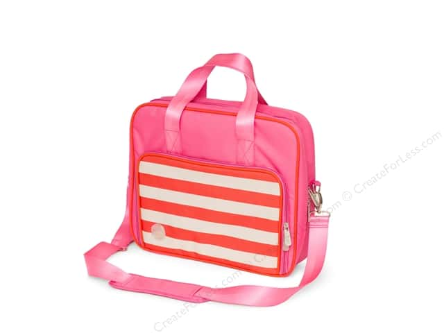 We r memory keepers crafter 39 s shoulder bag pink for We r memory keepers craft bag