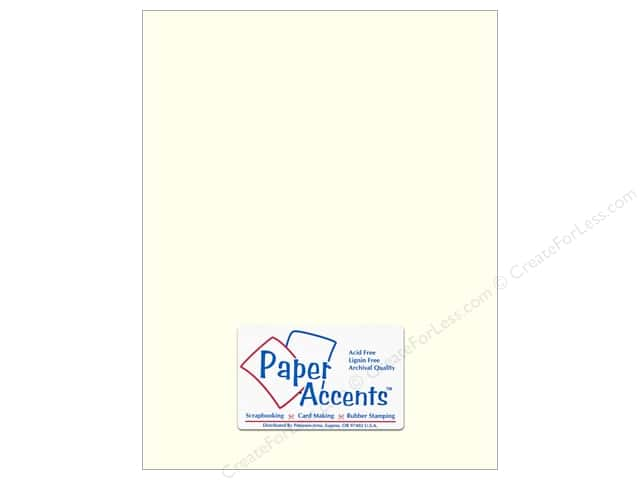 Paper Accents Pearlized Paper 8 1/2 x 11 in. #893 Pearl 5 pc.