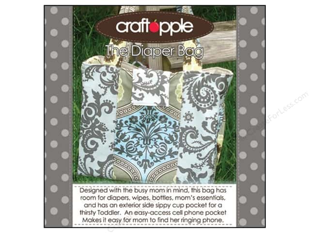 Craft Apple The Diaper Bag Pattern