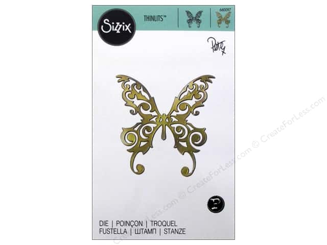 Sizzix Thinlits Die 1 pc. Magical Butterfly