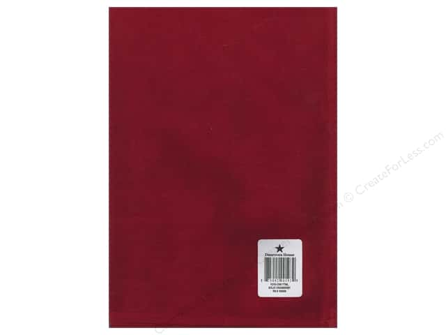 "Dunroven House Towel 20""x 28"" Cranberry"