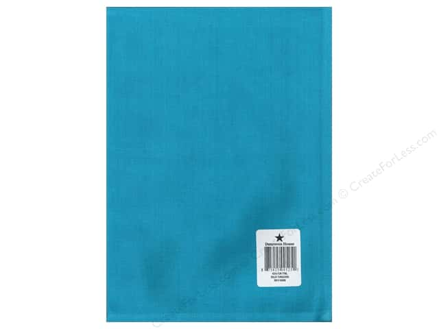 """Dunroven House Towel 20""""x 28"""" Turquoise"""