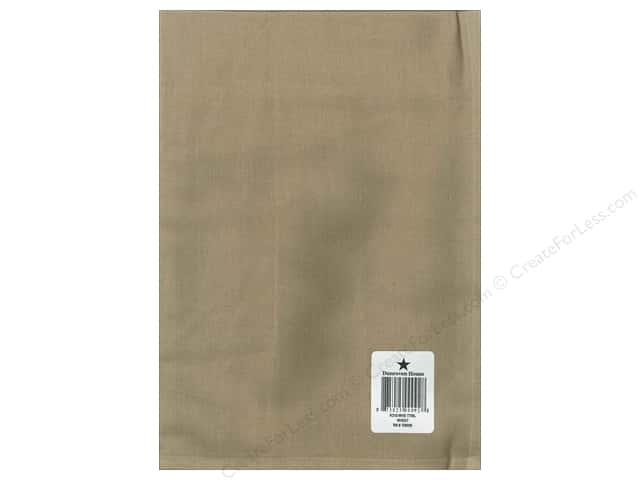 """Dunroven House Towel 20""""x 28"""" Wheat"""