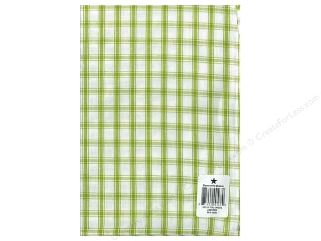 "Dunroven House Towel 20""x 28"" Creekside Lime Green"