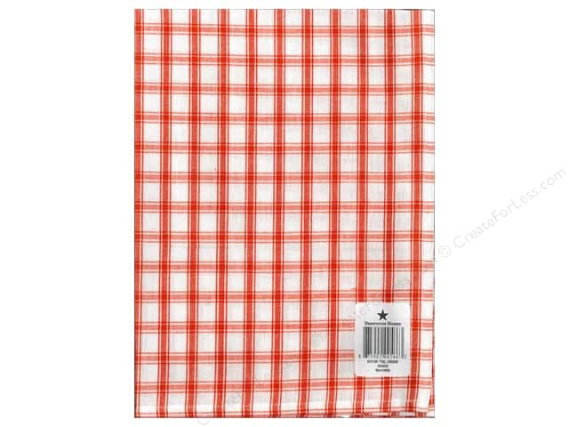 "Dunroven House Towel 20""x 28"" Creekside Orange"