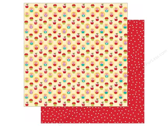 Bella Blvd 12 x 12 in. Paper Make It Merry Treat Exchange (25 sheets)