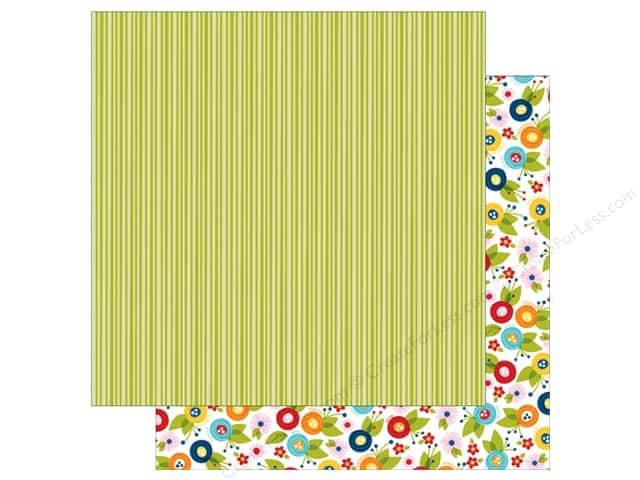 Bella Blvd 12 x 12 in. Paper Family Frenzy Here We Grow (25 sheets)