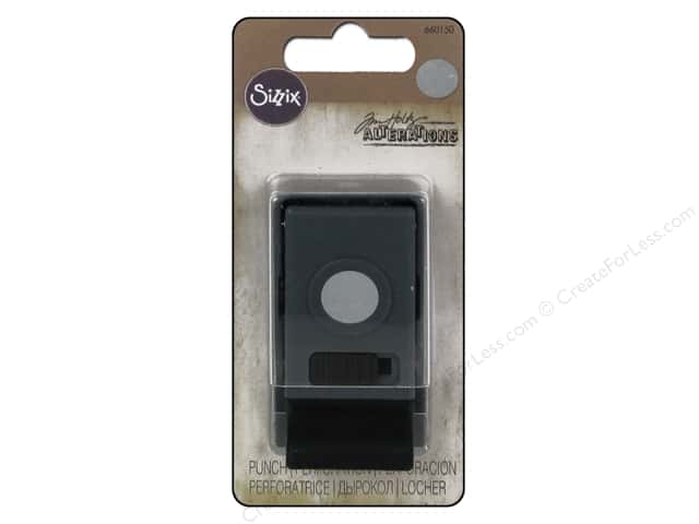 Sizzix Paper Punch Small Circle by Tim Holtz