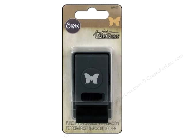 Sizzix Paper Punch Small Butterfly by Tim Holtz