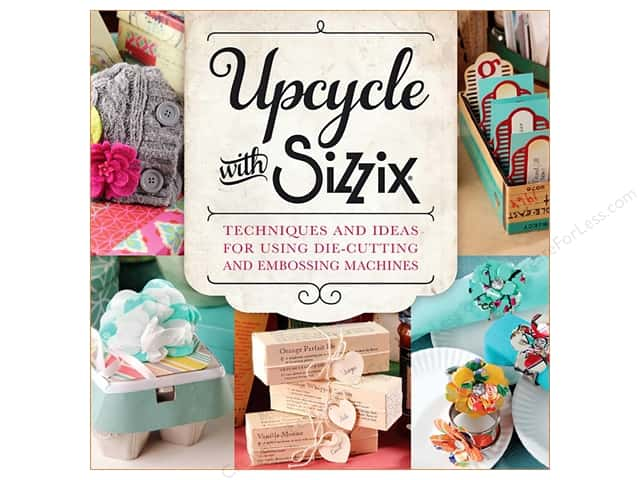 Creative Publishing Upcycle With Sizzix Book