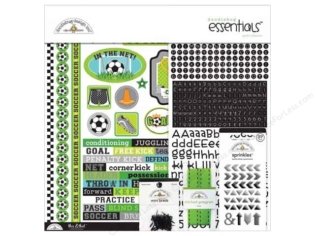 Doodlebug Essentials Kit Goal
