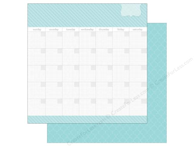 Doodlebug 12 x 12 in. Paper Daily Doodles Swimming Pool (25 sheets)