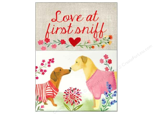 Molly & Rex Pocket Note Pad Love At First Sniff