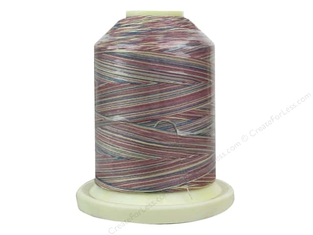 Signature 100% Cotton Thread 700 yd. #M06 Variegated Victorian