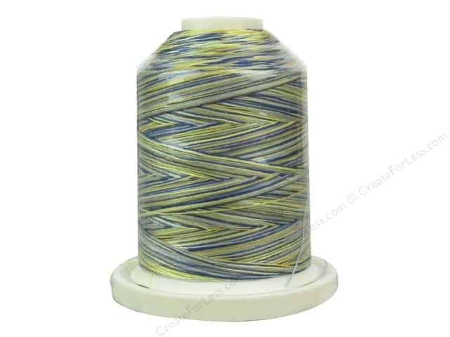 Signature 100% Cotton Thread 700 yd. #M17 Variegated French Country