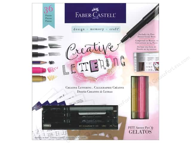 Faber-Castell Kits Creative Lettering