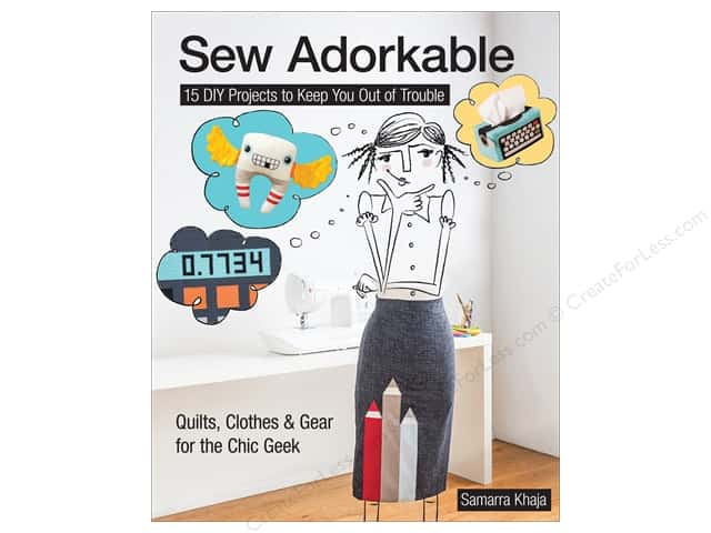 Stash By C&T Sew Adorkable Book