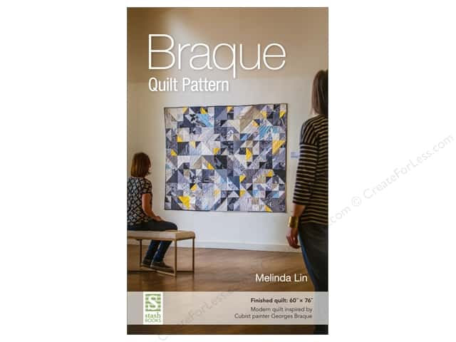 Stash By C&T Braque Quilt Pattern