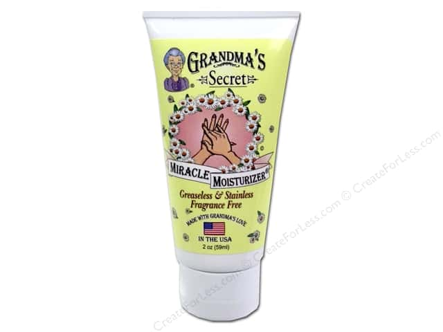 Grandma's Secret Miracle Moisturizer 2 oz.