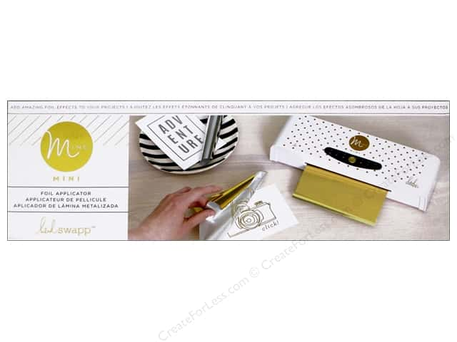 Heidi Swapp Minc Foil Mini Applicator & Starter Set