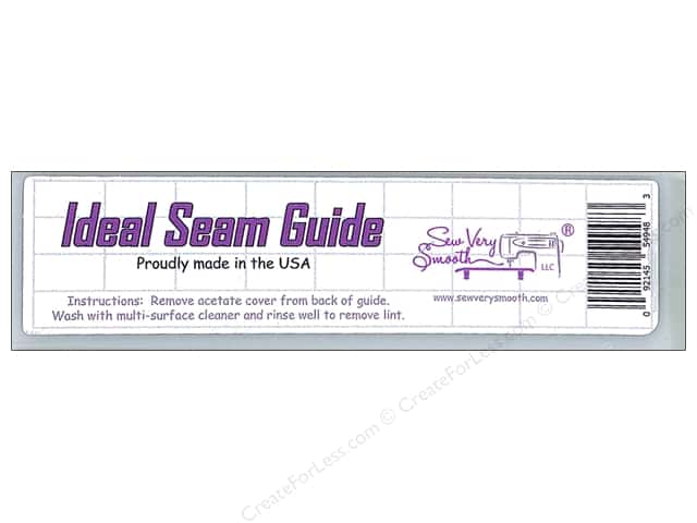 Sew Very Smooth Notions Ideal Seam Guide 5""