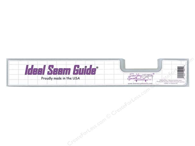 Sew Very Smooth Notions Ideal Seam Guide 10""