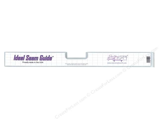 Sew Very Smooth Notions Ideal Seam Guide 15""