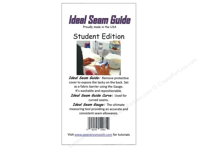Sew Very Smooth Notions Seam Guide Kit Student Edition